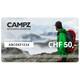 CAMPZ Geschenkgutschein CHF 50